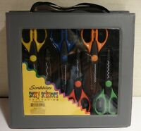 Scribblers Sassy Scissors Collection--set Of 6--brand