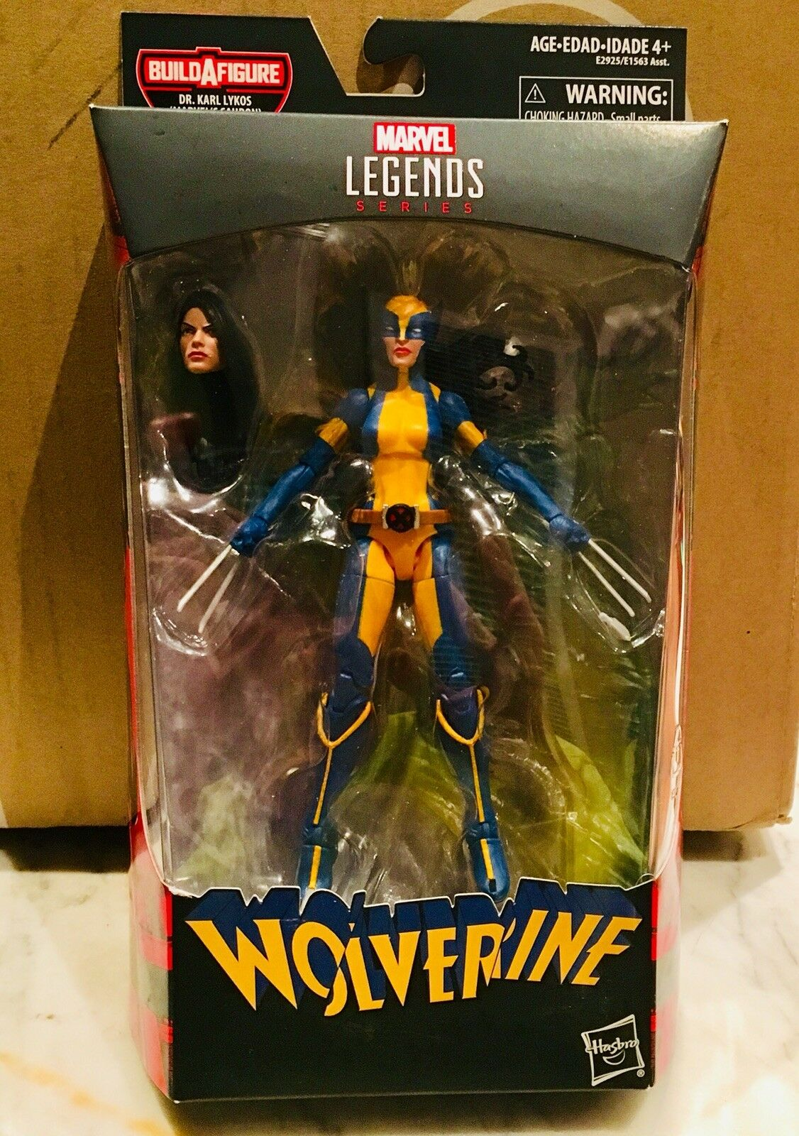 Marvel Legends X-Men X-23. Mint. A+Seller