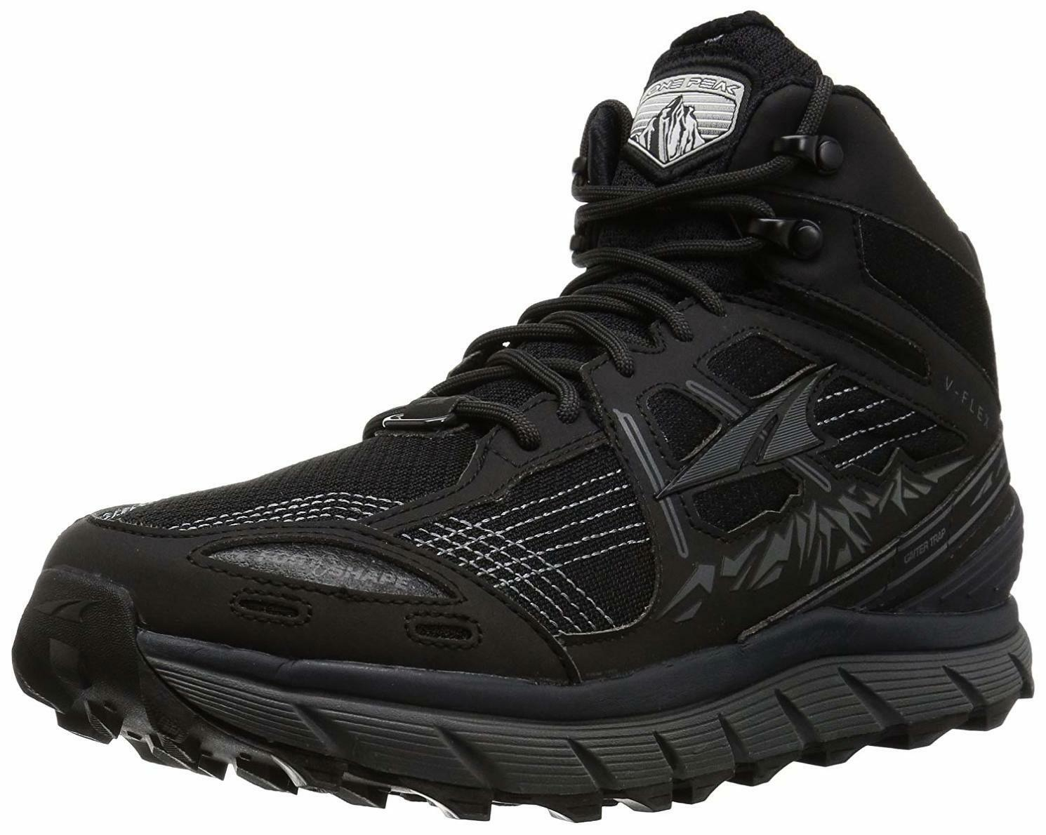 Altra Men's Lone Peak 3.5 Mid Mesh Athletic shoes - Choose SZ color