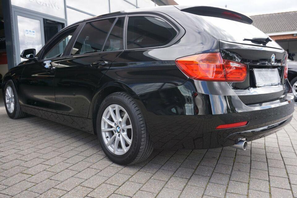 BMW 318d 2,0 Touring aut. Diesel aut. modelår 2014 km 94000