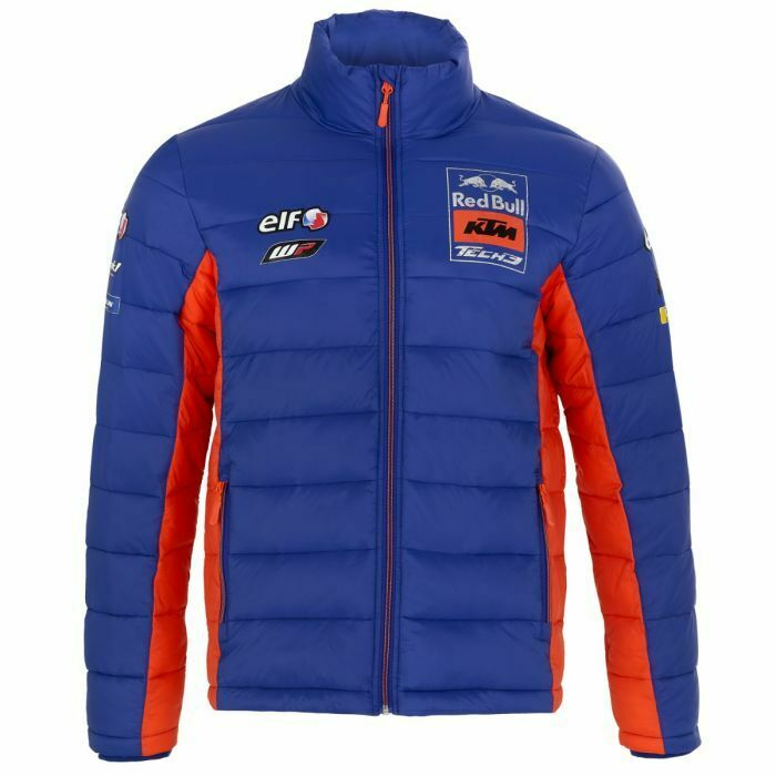 KTM Men/'s Emphasis Hoodie Polyester Hooded Jacket Black New RRP £78.22!!