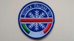 PATCH TOPPA FIC FEDERAZ ITALIANA CANOTTAGGIO 8.5CM CUCITO//STRAPPO//TERMICA FS