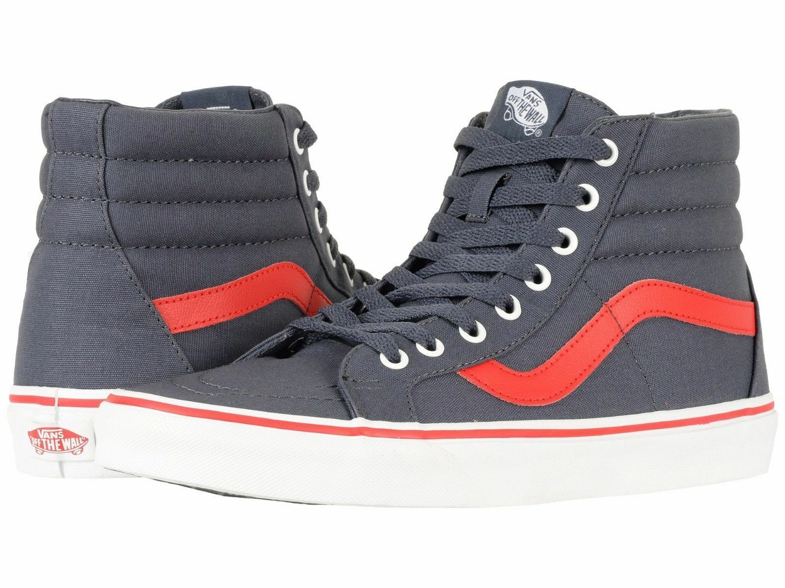 VANS SK8 HI REISSUE POP SKATE GREY SNEAKERS Uomo SHOES GREY SKATE VN0A2XSBM34 SIZE 13 NEW 27a9c3