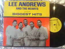 LEE ANDREWS HEARTS biggest hits ORIG US EXC