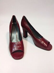 Women-039-s-Shoes-Amanda-Smith-8-5-M-3-75-034-Heels