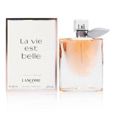 La Vie Est Belle by Lancome for Women 3.4 oz L'EDP Spray Brand New