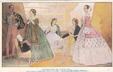 X666) ABBIGLIAMENTO, LA PELLICCERIA REVILLON FRERES, ESPOSIZIONE DI TORINO 1911.