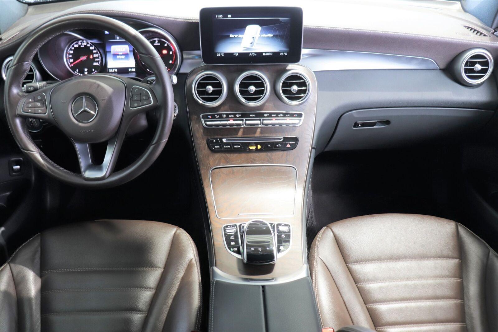 Mercedes GLC220 d Exclusive aut. 4-M
