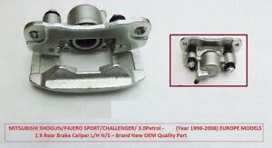 Mitsubishi Shogun Sport / Challenger K96-3.0P Heck Bremssattel Links (1998-2008)