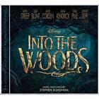 Into The Woods by Original Soundtrack (cd Walt Disney) - CD Album Damaged Case