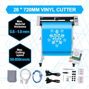 "28"" 130W Plotter da Taglio 720mm Creazione di Adesivi Stampa SIGNCUT USB"
