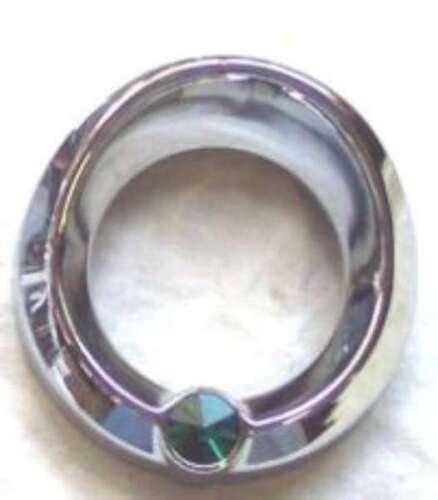 """UP Gauge Cover for 2005 /& Older Peterbilt Green Jewel 2 1//4/"""" Visor #20818 Each"""