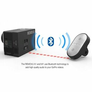 REMOVU-M1-A1-Wireless-GoPro-Mic