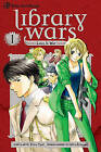 Library Wars: Love & War, Volume 1 by Viz Media, Subs. of Shogakukan Inc (Paperback / softback, 2010)