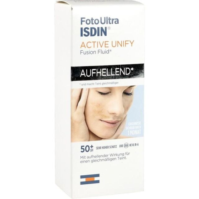ISDIN FotoUltra Active Unify Fusion Fluid 50 ml PZN13982571