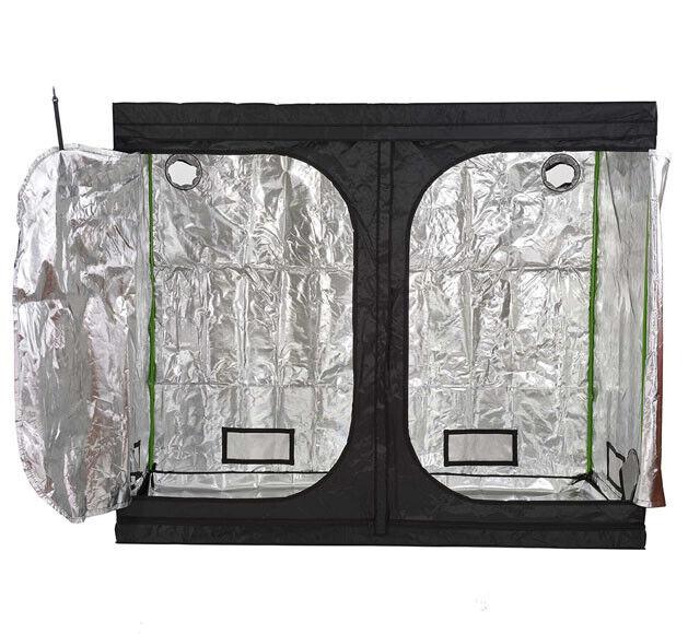 Full Setup Grow Tent Kit Acoustic Twin Speed Filter Kit LumenLite Grow Light Kit