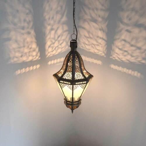 Orientalische marokkanische Lampe Deckenlampe Deckenleuchte Deckenfluter Leuchte