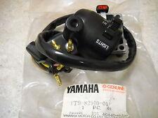 NOS OEM Yamaha Left Lever Holder 1977-1979 DT100 1T9-82910-01
