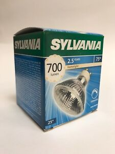SYLVANIA-Halogenlampe-Hi-Spot-ES63-230V-75W-GU10-25-warm-white-dimmbar-Lampe