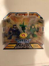 DC Universe Action League 2-Pack Figure The Flash Captain Boomerang 2010 Mattel