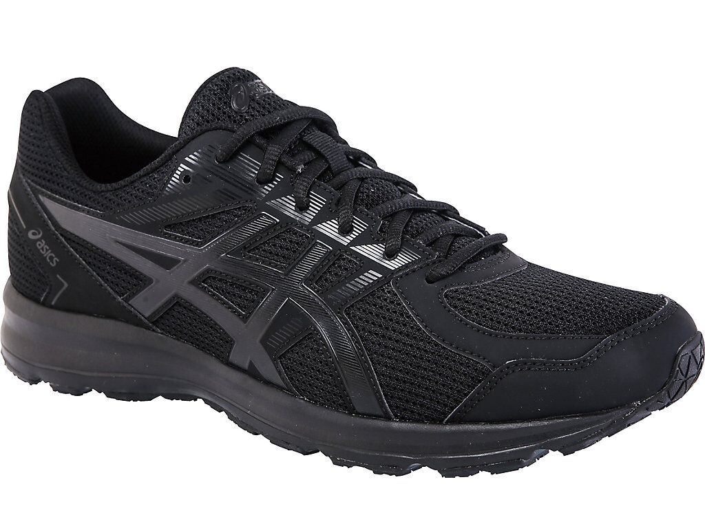 [asics] JOLT (4E) Super Shoes Wide Black Ugly-shoes Men's Running Shoes Super T7K4N.9099 98053c