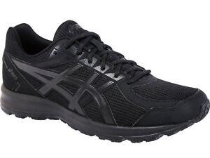95cbbfa39acc asics  JOLT (4E) Super Wide Black Ugly-shoes Men s Running Shoes ...