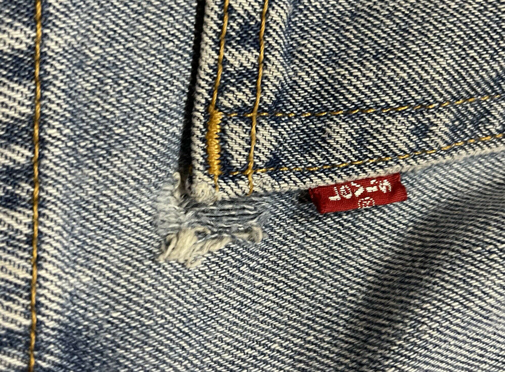 Levis 517 Bootcut Jeans Size 34x30  Made in USA D… - image 3