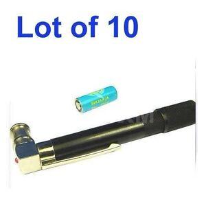 Lot 10 Pocket Toner Track Rg6 Rg59 Coaxial Cable Tester Ebay