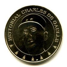 75007 Musée de l'armée, Historial Charles de Gaulle, 2016, Monnaie de Paris
