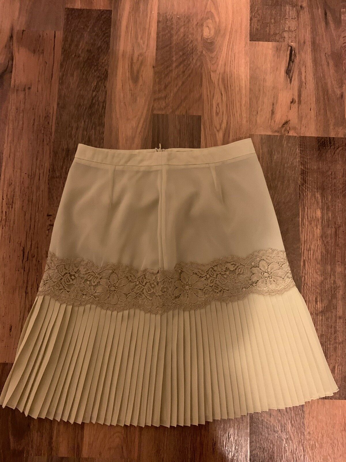 Ladies Pleated Short Skirt By R.E.D Valentino