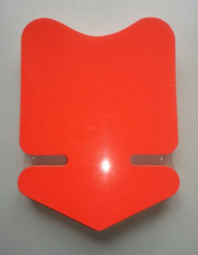 10-1000 Pfeile Preisschild Karton 380g 9-48cm Werbung deko Schaufenster Schild