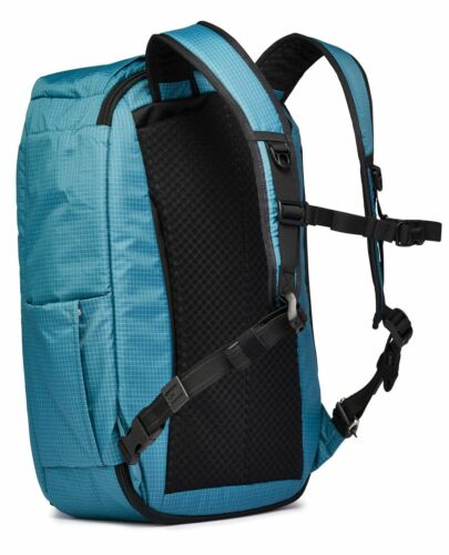 Pacsafe Vibe 28 L Alice Sac à dos Hydro Turquoise NEUF