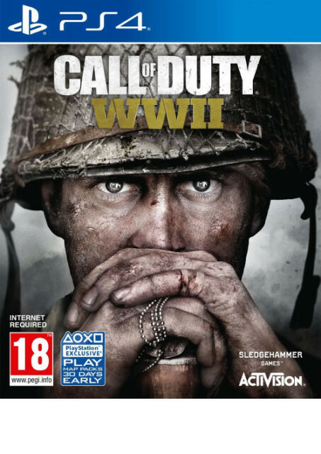 Call of duty wwii ps4 amazon