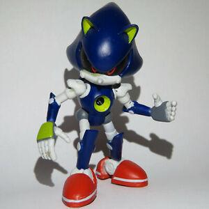 3 7 5cm Tomy Modern Figure Toy Sega Metal Sonic The Hedgehog Jointed Rare Comic Ebay