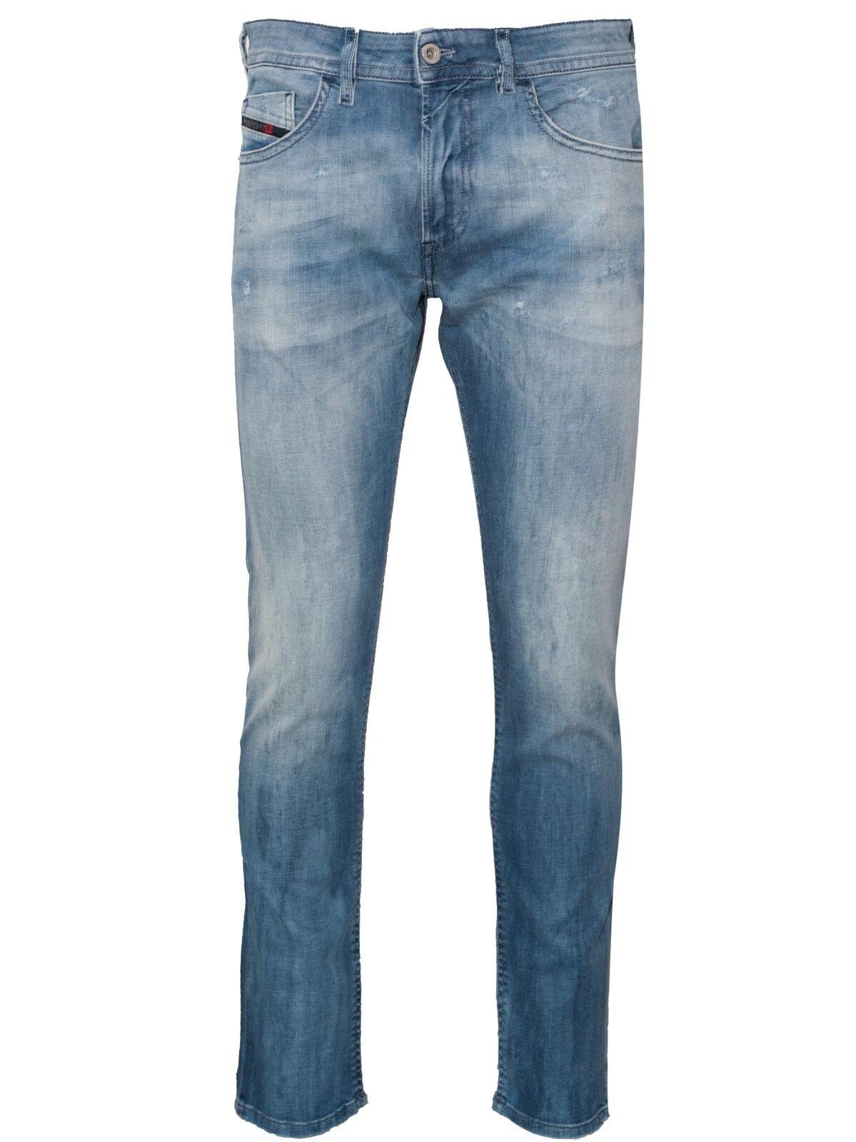 Diesel Slim-Skinny Fit Thommer Light bluee Jean