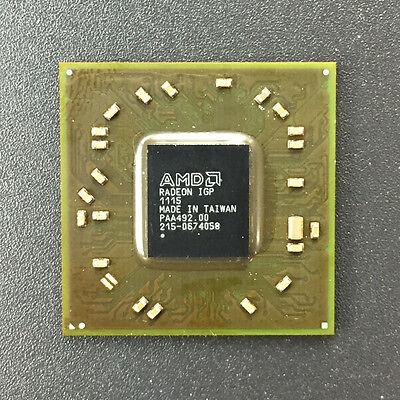 NEW original AMD BGA IC Graphic Chipset 215-0674034 Chip