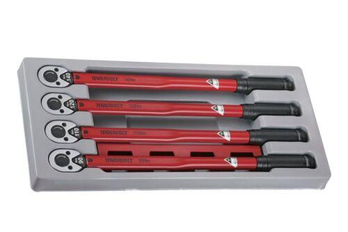 """Teng Outils TTPSTQ 041//2/"""" DRIVE Preset Torque Wrench Set"""
