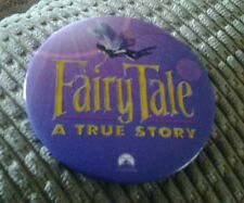 FAIRY TALE A TRUE STORY MOVIE PROMOTION PIN 1997