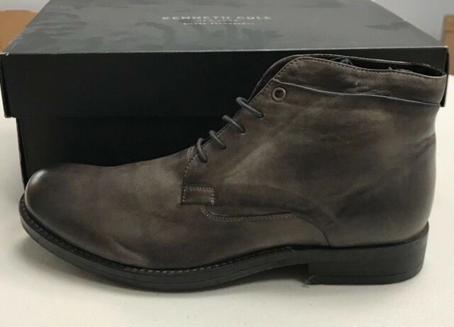 """BRAND NEW KENNETH COLE BLACK LABEL/"""" IN THE DARK/"""" ANKLE  BOOTS MSRP $425  ITALY"""