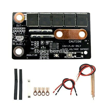 Battery Spot Welding Pen Circuit Board Kit For 18650//26650//32650 Batteries