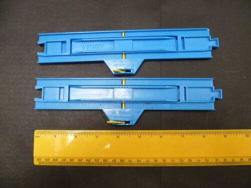 Trackmaster Spares Replacement Blue TRACK TOMY Thomas the Tank Engine