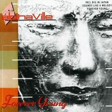 Audio CD - ALPHAVILLE - Forever Young - USED Very Good (VG) WORLDWIDE