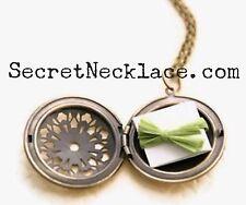 SecretNecklace.com * Treasure * Keeper * Wedding * Wish * Gift .com Domain Rare