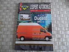 REVUE TECHNIQUE FIAT DUCATO  2.0/1.9 D/1.9 TD/2.5 D/2.5 TDI/2.8 D/2.8 TD