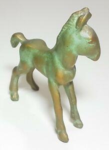 Vintage-Antique-Bronze-Horse-Sculpture-Statue