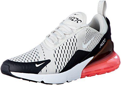 Nike heißen air max 270 männer, schwarze / leichte knochen heißen Nike punsch, 13 m uns ba7731