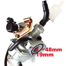 19mm Carburetor PZ19 Carb for Chinese 50 70 90 110 cc ATV Quad 4 Wheeler