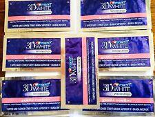 7 CREST 3D Gentle Routine sensitive teeth dental withening 14 strip whitestrips