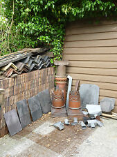 """ROOF SLATES 12 x 20"""" x 10"""" WELSH BLUE GOOD CONDITION"""