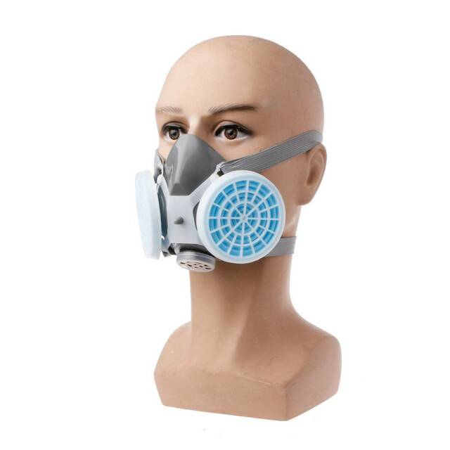 Back To Search Resultssecurity & Protection Fire Respirators Anti-dust Respirator Mask Filter Industrial Paint Spraying Protective Facepiece